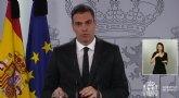 Sánchez anuncia que el Gobierno solicitará una nueva prórroga del estado de alarma