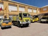 Acuerdan prorrogar la cesión de dependencias del antiguo Colegio La Cruz como Oficina Lucha contra Incendios Forestales