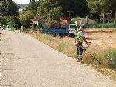 Brigada municipal: trabajos del 31 de mayo