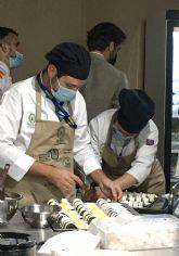 Gastronomía de la UCAM coordina el backstage de Madrid International Pastry