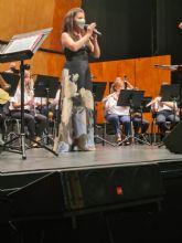 El Auditorio de Águilas acogió ayer un Concierto Extraordinario de la Banda Sinfónica del Patronato Musical Aguileno