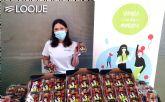 Looije dona 2.340 tarrinas de tomate cherry Sarita entre personas vacunadas y sanitarios de Águilas