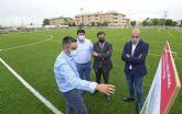 San José de la Vega estrena nuevo campo de fútbol