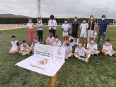 Ayuntamiento, Fundación Real Madrid y Fundación 'La Caixa' clausuran la séptima temporada de la escuela sociodeportiva de Puerto Lumbreras