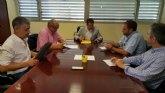 El Gobierno regional recoge las propuestas de cooperativas y organizaciones agrarias para el Pacto Regional del Agua