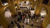 Cerca de 1.500 personas visitan la exposición 'Signum' en sus primeros 15 días de apertura