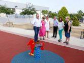 Cabo de Palos ya disfruta de un nuevo parque infantil