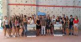 Una treintena de jóvenes se forma como monitores de ocio y tiempo libre en Caravaca y Cehegín
