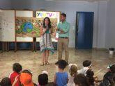 93 niños han participado en las Escuelas de Verano para Conciliar y Coeducar desarrolladas en La Paca, Almendricos y casco urbano entre el Gobierno Regional y el Ayuntamiento