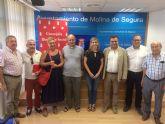 El Ayuntamiento de Molina de Segura y Cáritas firman un convenio de colaboración para atender a personas en situación de exclusión social grave