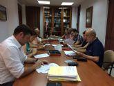 La Junta de Gobierno Local de Molina de Segura aprueba ocho convenios con entidades culturales para la promoción de actividades durante el año 2018