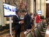 La Comunidad reitera ante el Ministerio la petición de 7 millones de euros del Fondo Europeo Marítimo y Pesquero
