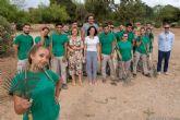 La ADLE forma a 40 jóvenes en Jardinería y Albañilería