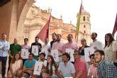 El Ayuntamiento muestra su apoyo a la candidatura para conseguir que el Encuentro Nacional de Jóvenes Cofrades 2020 se celebre en Lorca