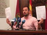 El concejal de Empresas Públicas del Ayuntamiento de Lorca, Francisco Morales, denuncia 'graves irregularidades' en el seno de la empresa municipal de limpieza, Limusa