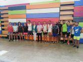Cerca de 770 niños y jóvenes de 5 a 15 años participan en la Escuela Multideporte Verano 2019 de Molina de Segura