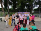 60 personas con discapacidad participan en el programa Multideporte Adaptado 2019 de Molina de Segura