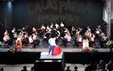 Los pasodobles y el toreo de salón se unieron en Calasparra durante un concierto muy especial