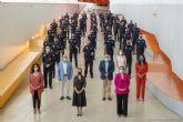 La entrada de 41 nuevos agentes a la plantilla de la Policía Local servirá para potenciar la figura del Policía de Barrio