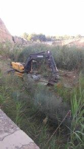 Limpieza del río Mula