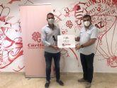 Murcia Sport Business y Cáritas Región de Murcia se unen en su lucha contra el Covid-19