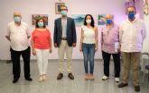 El Ayuntamiento y Repsol firman un convenio para promocionar el deporte en Alumbres y Vista Alegre