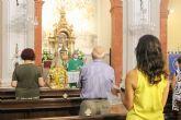 Las misas en la capilla del Palacio Episcopal se adelantan en agosto
