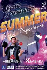 'Summer Nigth Experience' en Torre Pacheco