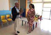 El Ayuntamiento de Lorca adjudica la prestación del servicio del Punto de Atención a la Infancia de La Paca a la Fundación Iniciativas El Gigante