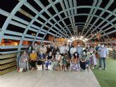 Más de un centenar de lumbrerenses disfrutaron con la vuelta del recital de poesía del 'Nogalte Cultural'