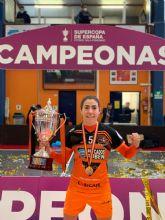 La futbolista torreña Cristina Pérez, próxima pregonera de las Fiestas 2021