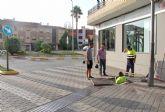 Puerto Lumbreras pone en marcha un plan especial de revisión y limpieza de imbornales