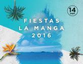 La Manga celebra sus fiestas populares dedicadas a reivindicar las bondades del Mar Menor