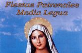 Fin de semana de fiestas en La Media Legua
