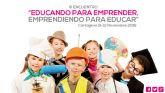 Movimiento La Ola pone en marcha el III Encuentro 'Educando para Emprender'
