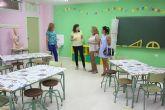 El Ayuntamiento realiza más de 200 actuaciones para la puesta a punto de los colegios