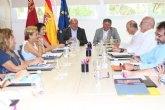El Gobierno regional amplía a todo el año el Servicio Integral de Vigilancia en el Mar Menor para mejorar la calidad del agua