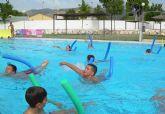 La Concejalía de Deportes cierra la campaña municipal 'Aprende a Nadar' con 475 alumnos