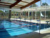 La natación y otras actividades acuáticas en la piscina climatizada comienza mañana