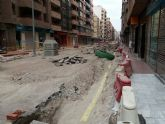 El PSOE augura un 'septiembre caótico' por la mala planificación de las obras de regeneración