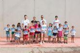 150 alumnos completan los cursos de natación municipales