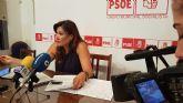 El PSOE: 'A día de hoy, no existe  ningún documento de cesión a la CARM en relación a la parcela para la construcción del Centro de Salud de San Cristóbal'