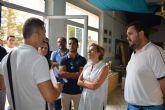 El edil de Educación lamenta que la Consejería retrase al próximo curso parte del compromiso adquirido con el AMPA del colegio Mediterráneo