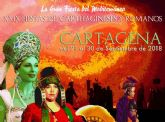 Cartagineses y Romanos volverán a la ciudad trimilenaria del 21 al 30 de septiembre