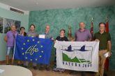 La Fundación Santuario de la Esperanza y ANSE firman un convenio de Custodia del Territorio para la recuperación del río Segura