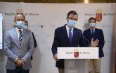 Las pedanías murcianas reciben una inyección de 1,8 millones de euros 'con una alta rentabilidad social'