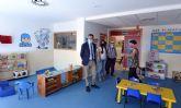 Murcia aplica un estricto protocolo para garantizar la educación presencial segura de los 500 niños de las Escuelas Infantiles