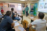 Retorno Activo logra la inserción laboral del 70% de los jóvenes que han participado este verano