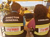 El Plan Infomur pasa a nivel 1 tras quedar estabilizado el incendio en la Sierra de la Silla