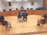 Se tramitan un total de 44 celebraciones de matrimonios civiles en lo que va del ano 2021 en el Ayuntamiento de Totana
